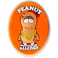 peanut allergy charm