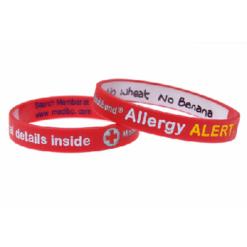 Nut Allergy Bracelet Allergy Bracelets For Toddlers