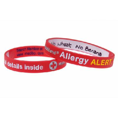 Red Allergy Alert Write On