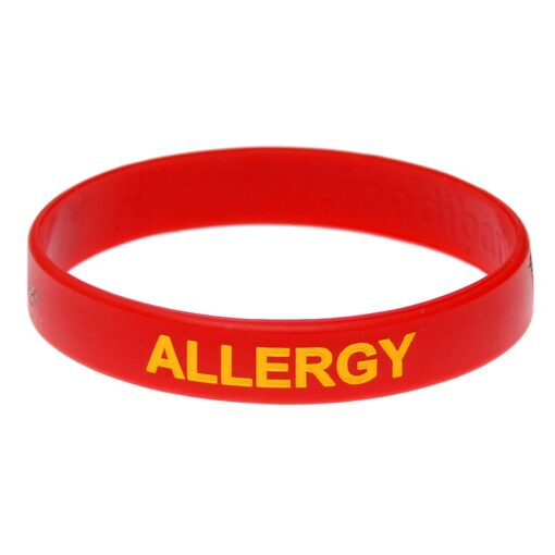Allergy Medical Wristband