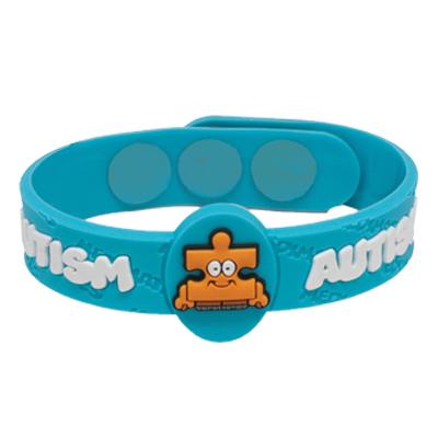 Autism alert bands