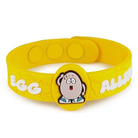 Egg Allergy Bracelet
