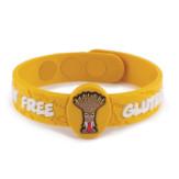 Allermates Wheat and Gluten Free Bracelets