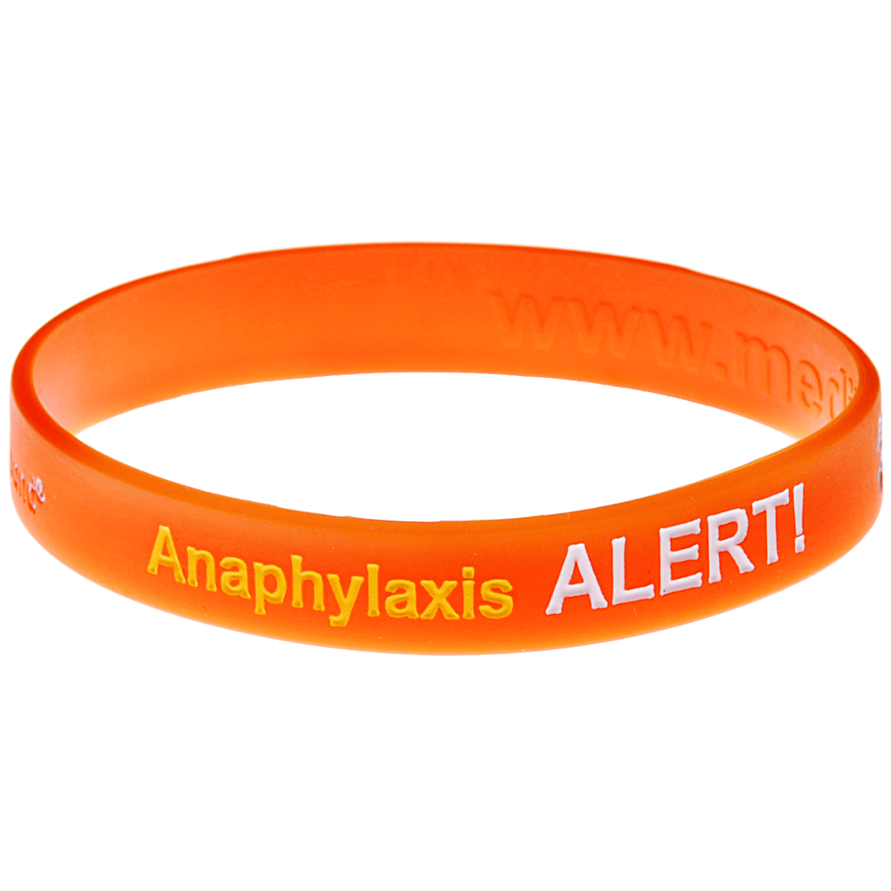 Anaphylaxis Bracelet Medical Allergy