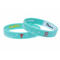 asthma medical alert bracelet