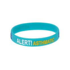 Asthma Alert Bracelet