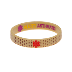 asthma bracelet