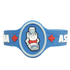 Kid's Asthma Wristband