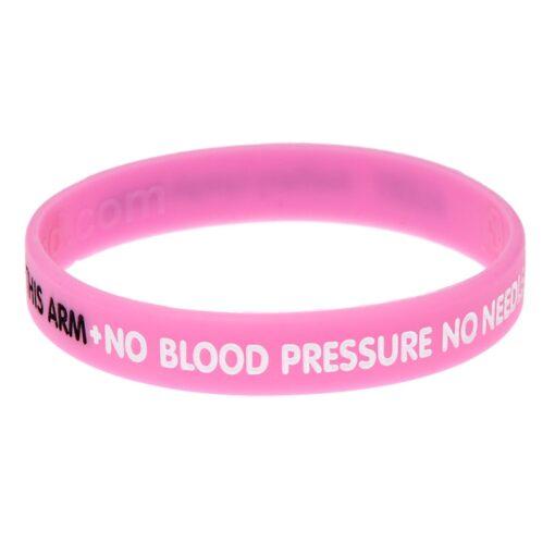 NO BLOOD PRESSURE NO NEEDLE this arm wrist band