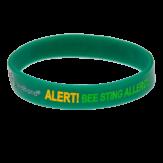 Bee Sting Allergy Warning Bracelets