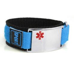 Sports Medical Alert Bracelets