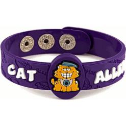 Cat Allergy Wristband Small