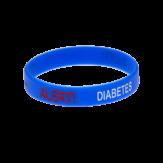 Diabetic wristbands
