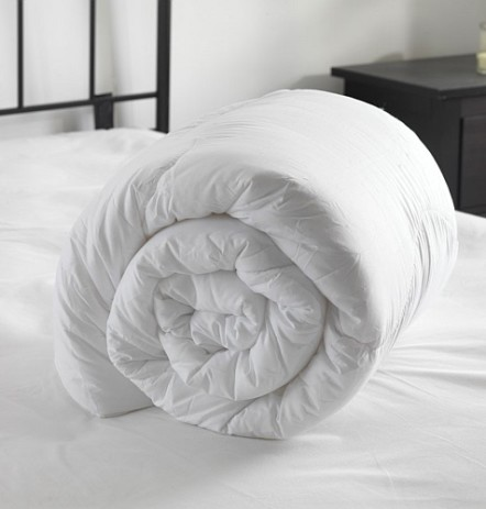Silk duvets for double bed