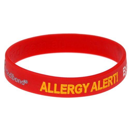 Egg Allergy Alert Bracelets
