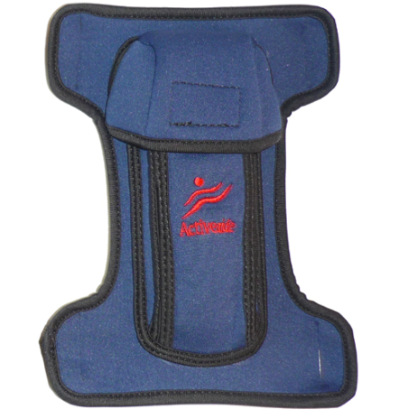 EpiPen AnaPen Twinject Sports Pouch Blue