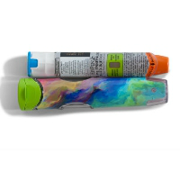 Epipen skin aurora 2