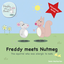 Freddy meets nutmeg