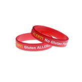 Gluten Allergy Medical Alert Bracelet