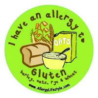 Gluten & Wheat Labels