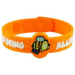 Allermates Bee Allergy Wristband