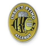 Insect Sting Allergy Charm