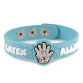 Allermates Latex Allergy Bracelet