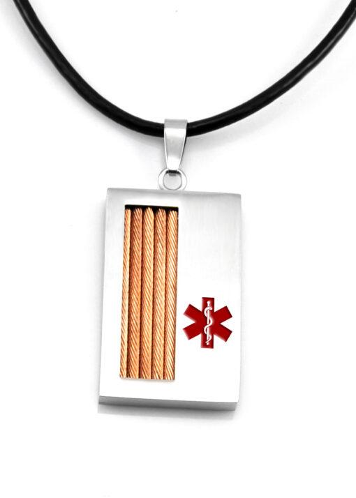 medical alert necklace