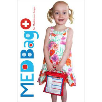 Medbag girl logo