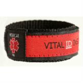 Medic ID Bracelet - Red
