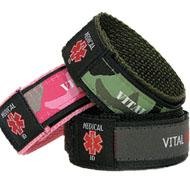 Medical ID Wristbands