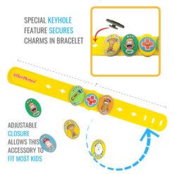 Multi Food Allergy Bracelet