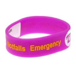 travel kids allergy bracelet