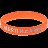 Nut Allergy Wristband