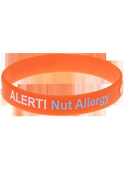 Nut Allergy Bracelet