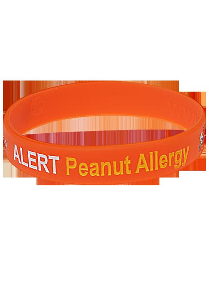 Peanut Allergy Bracelet