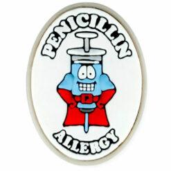 penicillin allergy charm