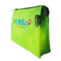 Pouch Bag Green front