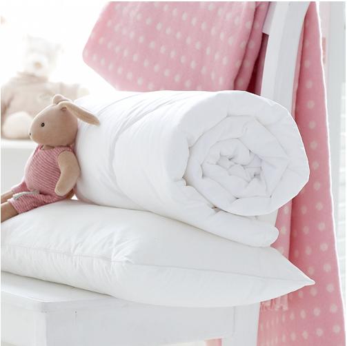 Silk Baby Comforter