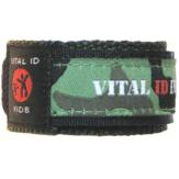 Vital ID Green wristband
