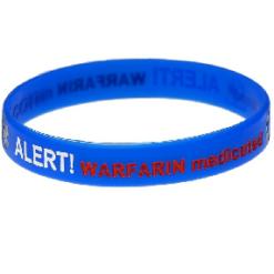 Warfarin Wristband