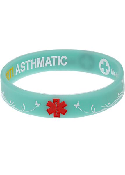 asthma wristband