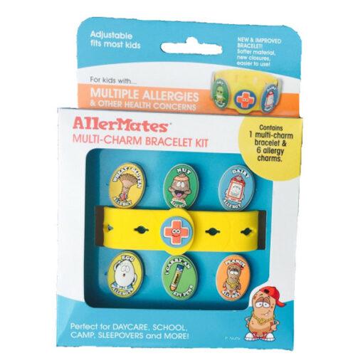 allergy custom medical bracelet