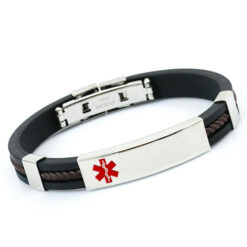 engraved medical alert bracelets
