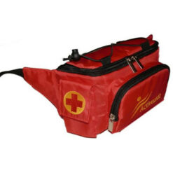epipen bum bag red