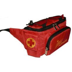 epipen bum bag red