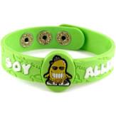 Allermates Soy Allergy Alert Bracelet
