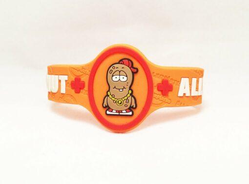 Peanut Allergy Bracelet for Toddler