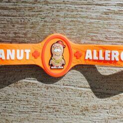 Allermates Peanut Allergy Band