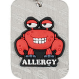 Shellfish Allergy Dog Tag Allermates